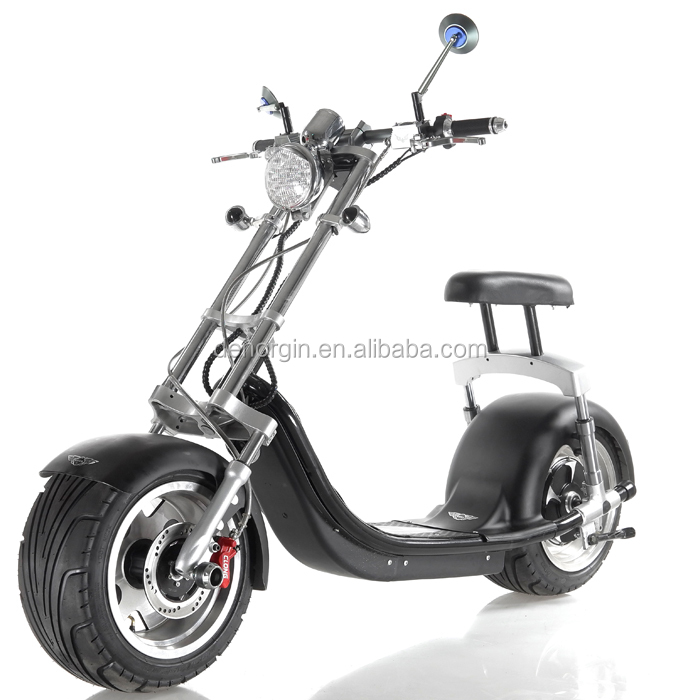 europe eec electric motorcycle frame fat tire electric scooter 1000w city coco electric motor chopper scooter parts