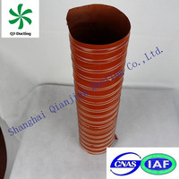 durable rubber silicone air ducts hose with low price