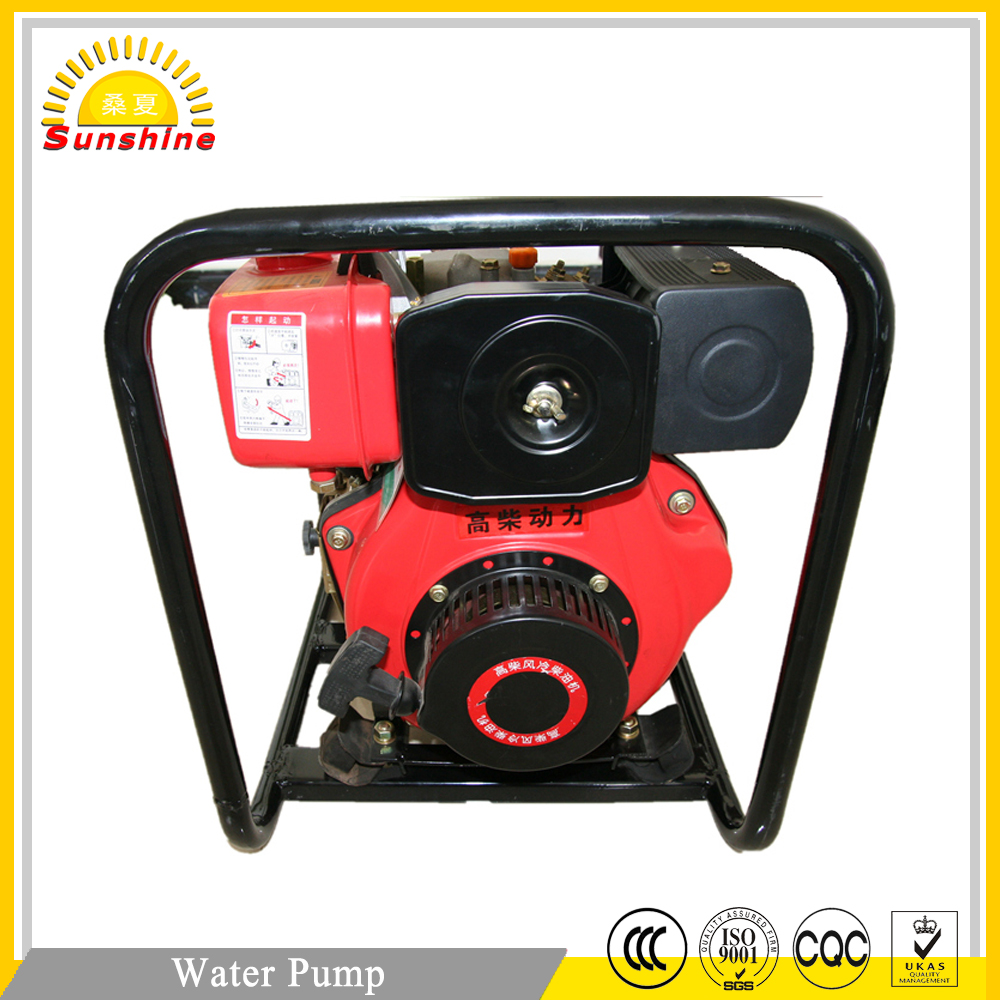 New irrigation high pressure water pumps