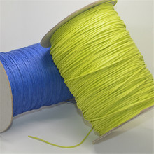 High Quality Multi-Color Waxed Cotton String,Waxed Cotton Cord For Hangtag