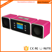 Original Music Angel JH-MAUK9 car audio vibration portable dvd player built-in speakers