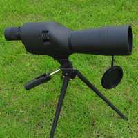 Water Proof 12-36X50 Best Spotting Scope Telescope with Large Eyepiece