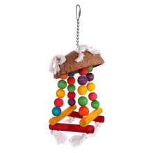 Parrot Swing Climbing Standing Toys, Eclectus Amazon, Toys Macaws Cockatoos