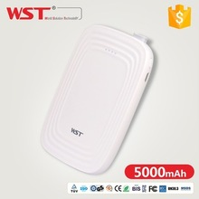 Hot sale new product Hot Selling cylinder portable charger new technology product in china