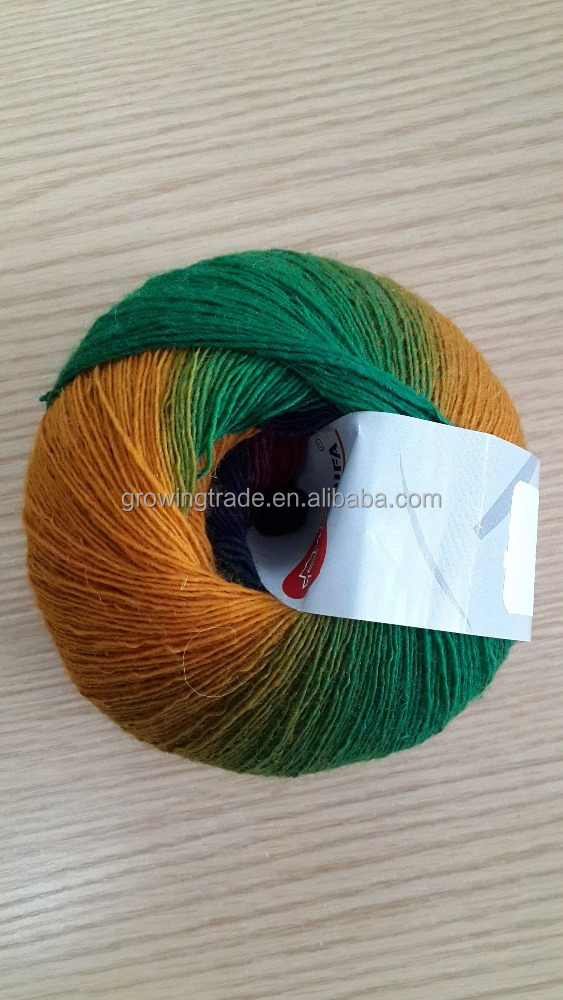Super thin lace weight 100% wool yarn,felts beautifully