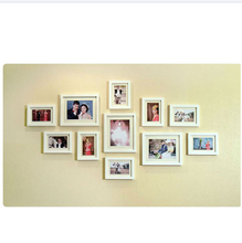 beautiful wall hanging group multi 10 pcs picture frame set