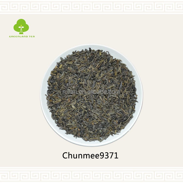 New non-persistent pesticide healthy chunmee tea 9371 all grades
