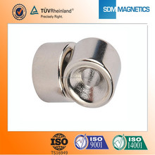 since 2004 professional permanent axially magnetized ring magnet