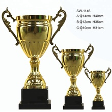 Champions league trophy parts world cup trophy and trophies cups made in china