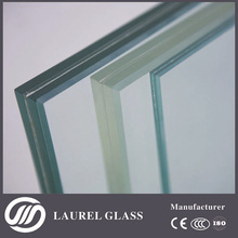 6.38mm,8..38mm,10.38mm laminated glass