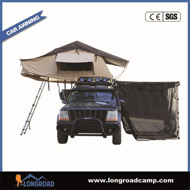 Off road 4x4 suspended camping tent