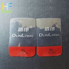 Hot Sale TPU Clothing Care Label