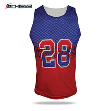 Custom Lacrosse Jerseys, Reversible Jerseys Lacrosse, Practice jerseys