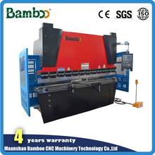 WC67Y-80T/3200 Reasonable price with good quality curling sheet thickness corrosion resistant plate hydraulic press brake