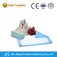 Private label dog accessories puppy potty training pads, dog training pads