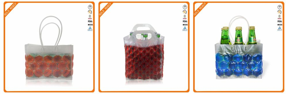 Gift Card Holder PVC Plastic Folding Card Holder