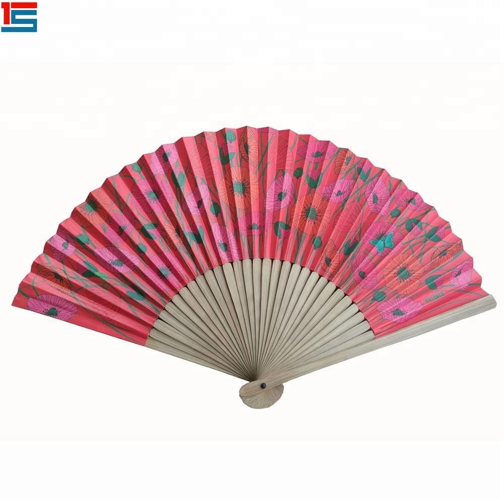 Personalized Silk Fans Wholesale, Silk Fan Suppliers - Alibaba