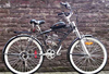 gas pedal bike chopper bike type