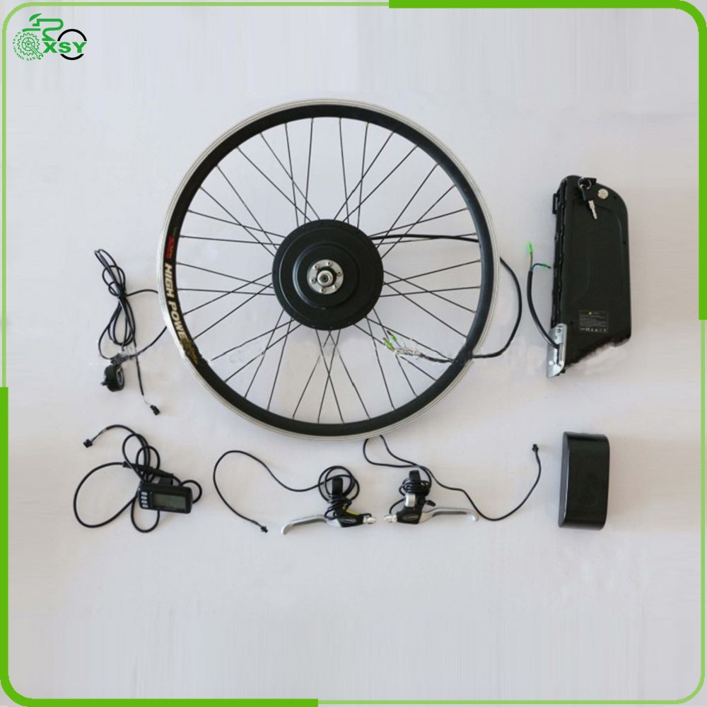 36V small rear bicycle engine kit