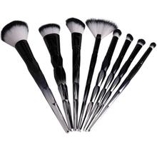 Top Sale Diamond Handle Real Cosmetics Brushes