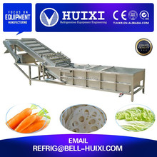 Cabbage High Pressure Bubble Washing Machine