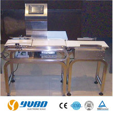 online accurate high-speed checkweigher