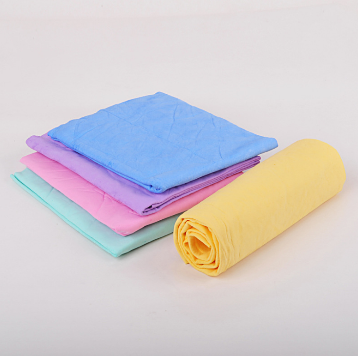 66*43 supper absorption PVA pet bath towel wholesale
