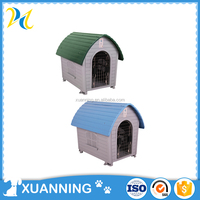 bulk design dog house plastic kennel decorative dog kennels large dog kennel