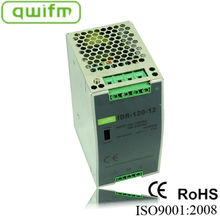 120W 12V DIN Rail Power Supply