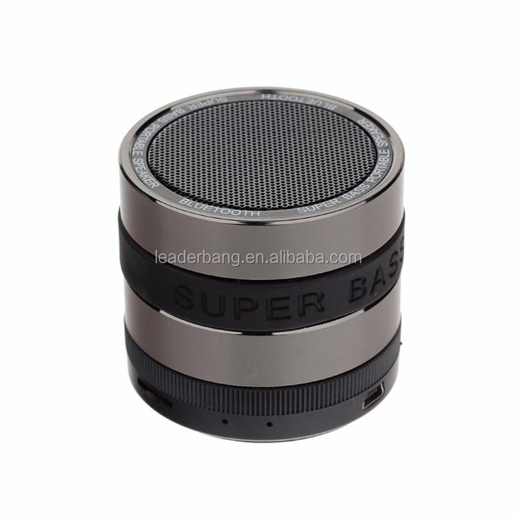 En plein air puissance amplificateur portable musique mini bluetooth haut-parleur avec radio am fm radio