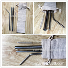 Food grade stainless steel straws, metal straws for drinking