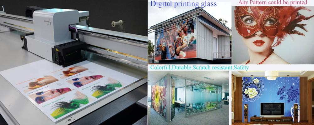10mm ceramics printing glass