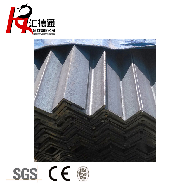 Steel angle iron standard size