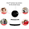 July Promotion, baby pets monitor indoor home remote security 360 degree camera with 2 way audio