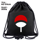 New arrival Anime Naruto Bag Cosplay Backpack Naruto Canvas Bag Naruto