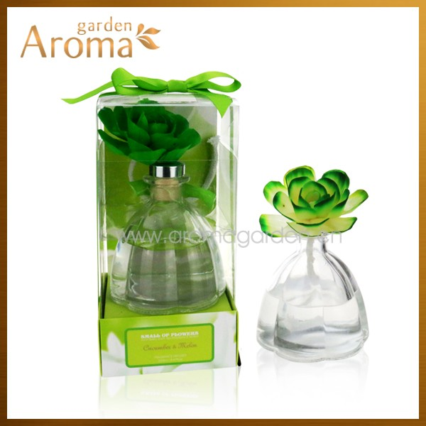 250ml 8.47oz Tulip fragrance shola flower diffuser