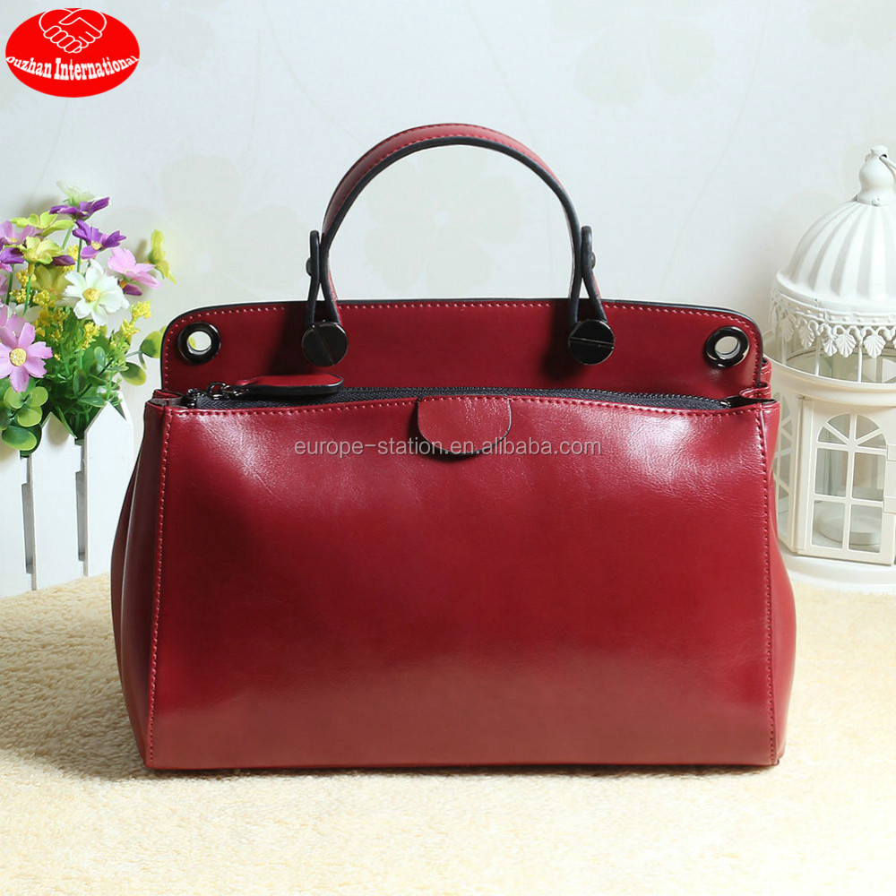 leather bags/fashion handbags /shoulder bags for younger