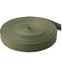 webbing belt military custom made top quality nylon material