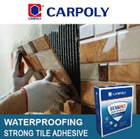Carpoly Strong tile adhesive, IJFS602G, waterproof ceramic tile adhesive