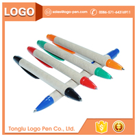 Latest design environmental stationery ball pen printed paper