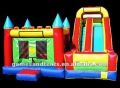 inflatable games , inflatable slide, bouncy castle A3027