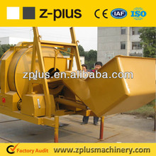 Wholesale high quality JZR350H diesel engine concrete mixer with spare parts