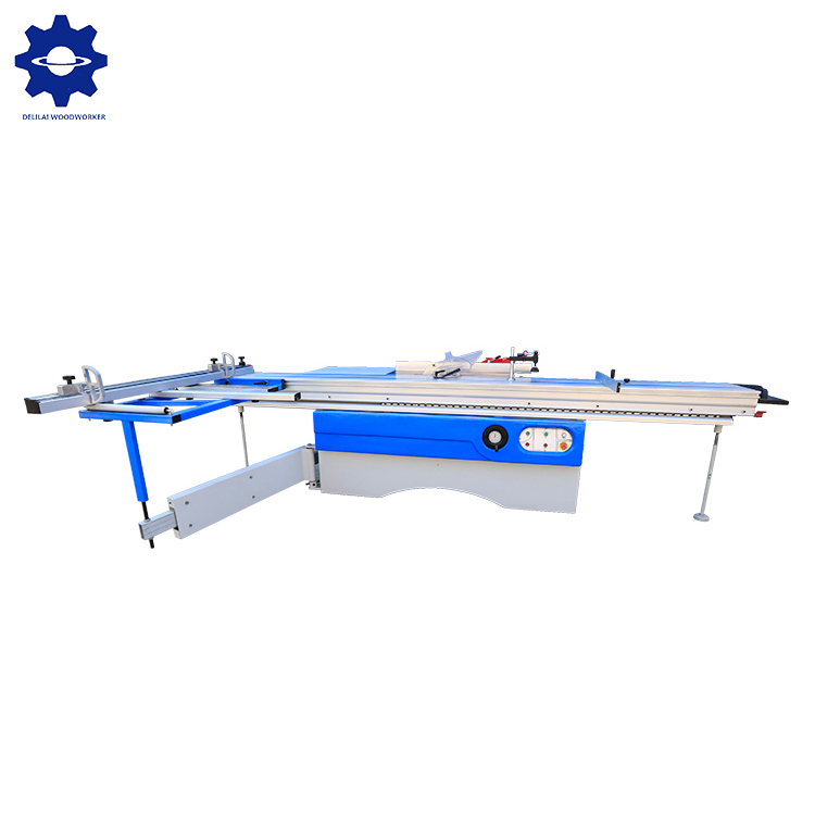 Table panel saw type and sliding table panel saw professional