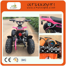 2013 new style 800W powerful kids street legal mini electric atv for sale