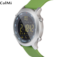 Ip68 Smart Watch New 2018 Best Quality Colmi Ex18 Smart Watches Round Mobile Watch Phones