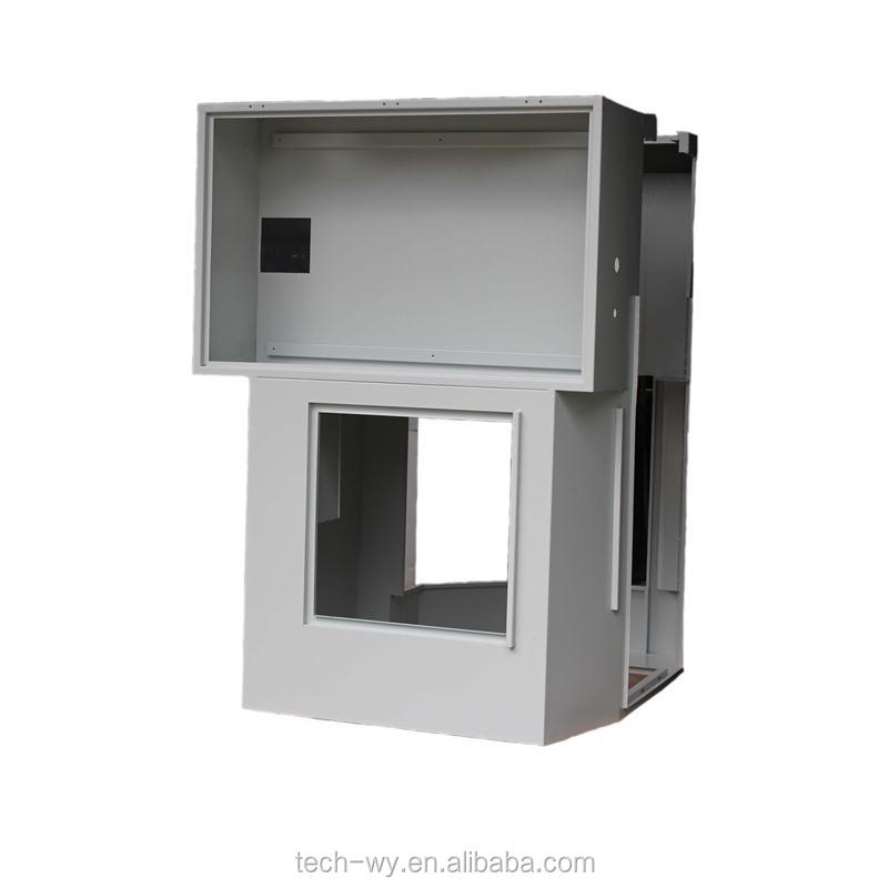 Top quality alloy cnc metal electric distribution enclosure box