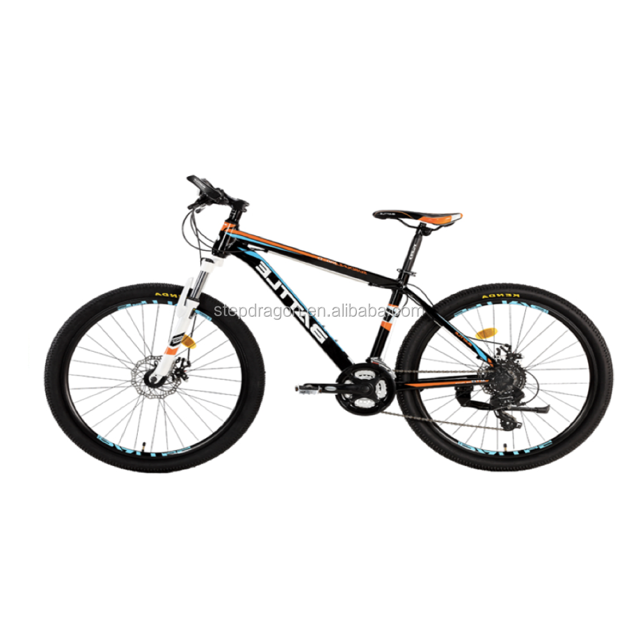 "Retail BMA 540-D Black Complete fat bike 26"" with Disc Brake / Chinese Sports Mountain Bike"