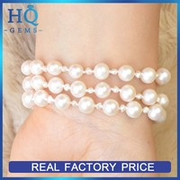 2016 Hot sale necklace natural Fresh water pearl jewelry
