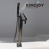 Brass Spring Pull out Kitchen sink mixer faucet