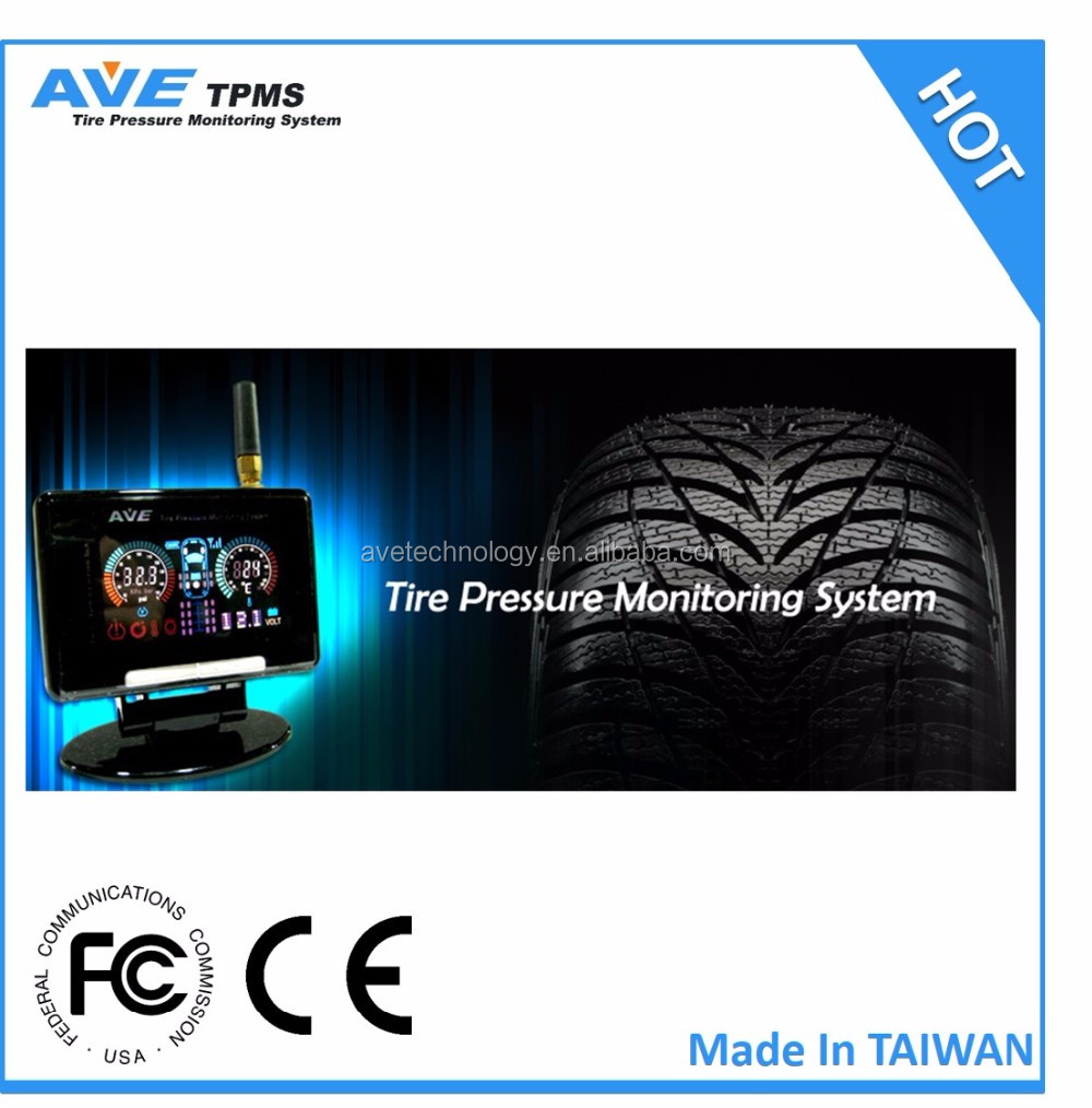 Quality Product AVE TPMS T100-SERIES auto LED lamp for Taiwan Toyota auto parts